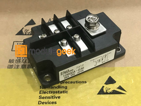 1Pcs Power Supply Module Fuji 1D600A-030 New 100% Best Price And Quality Assurance Module