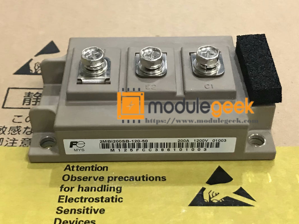 1PCS FUJI 2MBI200SB-120-50 POWER SUPPLY MODULE NEW 100% Best price and quality assurance
