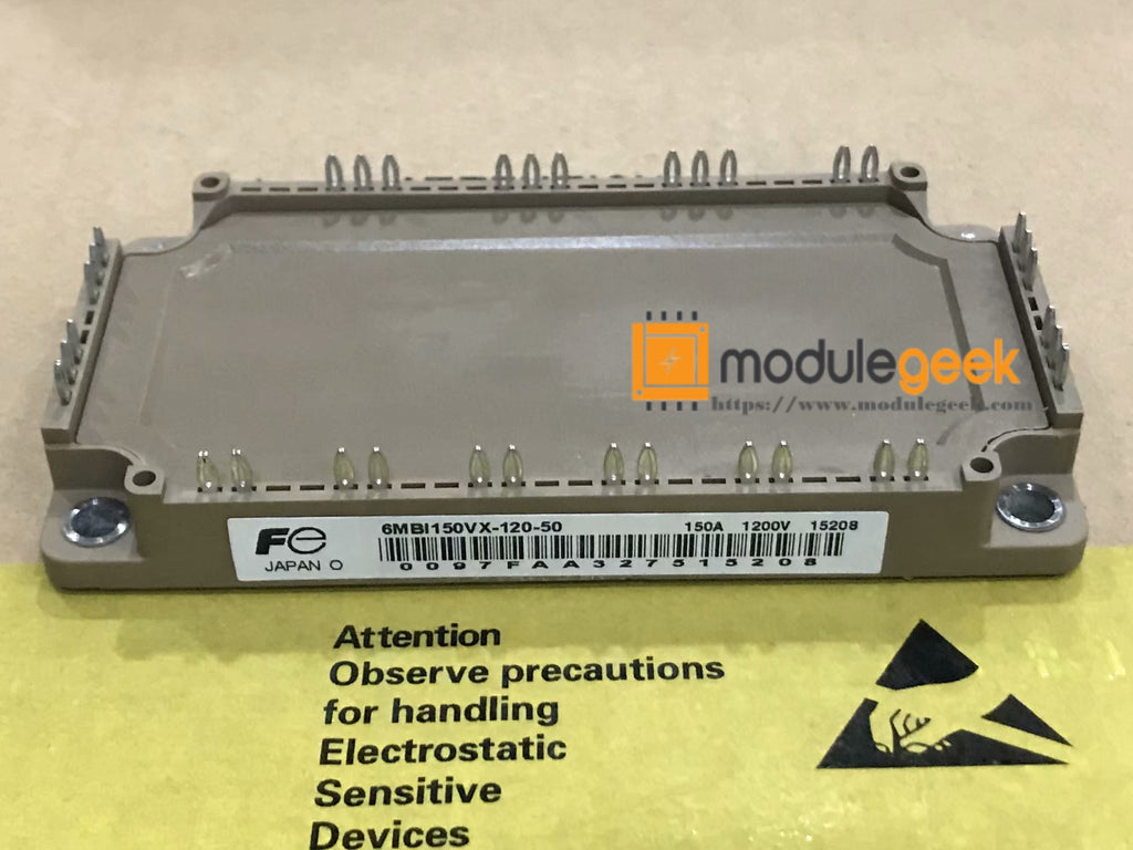 1PCS FUJI 6MBI150VX-120-50 POWER SUPPLY MODULE NEW 100% Best price and quality assurance