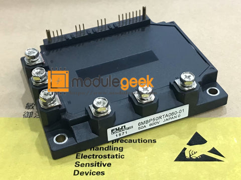 1PCS FUJI 6MBP50RTA060-01 POWER SUPPLY MODULE NEW 100% Best price and quality assurance