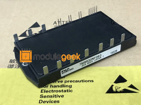 1Pcs Power Supply Module Fuji 7Mbr30Nf060 New 100% Best Price And Quality Assurance Module