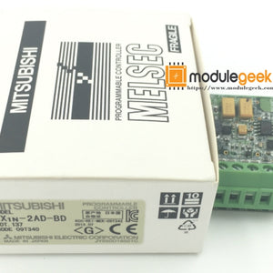 1PCS  MITSUBISHI FX1N-2AD-BD POWER SUPPLY MODULE  NEW 100%  Best price and quality assurance