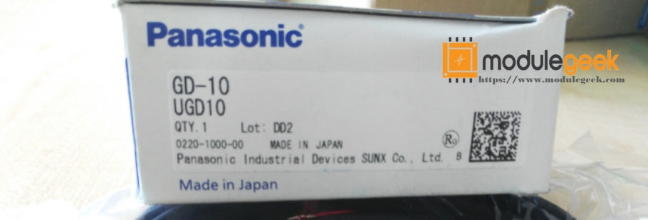 1PCS PANASONIC GD-10 POWER SUPPLY MODULE NEW 100%  Best price and quality assurance