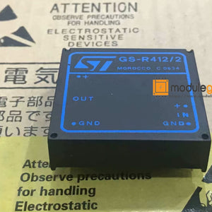 1PCS ST GS-R412/2 POWER SUPPLY MODULE NEW 100% Best price and quality assurance