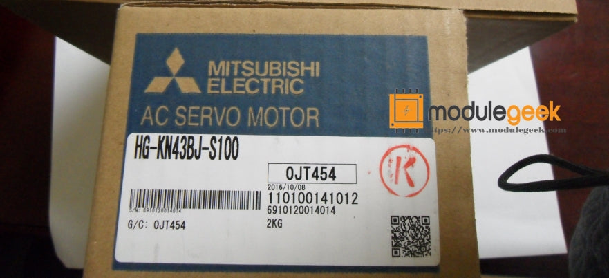 1PCS MITSUBISHI HG-KN43BJ-S100 POWER SUPPLY MODULE NEW 100%  Best price and quality assurance