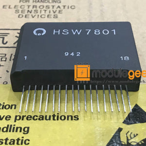 1PCS HSW7801 POWER SUPPLY MODULE NEW 100% Best price and quality assurance