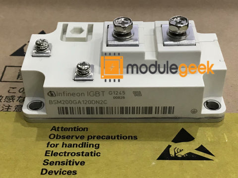 1Pcs Power Supply Module Infineon Bsm200Ga120Dn2C New 100% Best Price And Quality Assurance Module