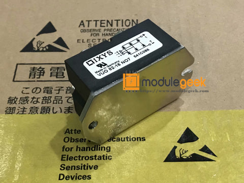 1PCS VUO82-16NO7 IXYS VUO82-16N07 POWER SUPPLY MODULE NEW 100% Best price and quality assurance