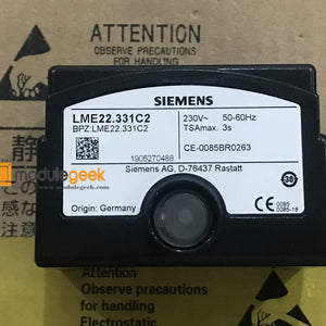 1PCS SIEMENS LME22.331C2 POWER SUPPLY MODULE NEW 100% Best price and quality assurance