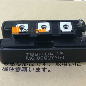1PCS TOSHIBA MG100Q2YS50 POWER SUPPLY MODULE NEW 100% Best price and quality assurance