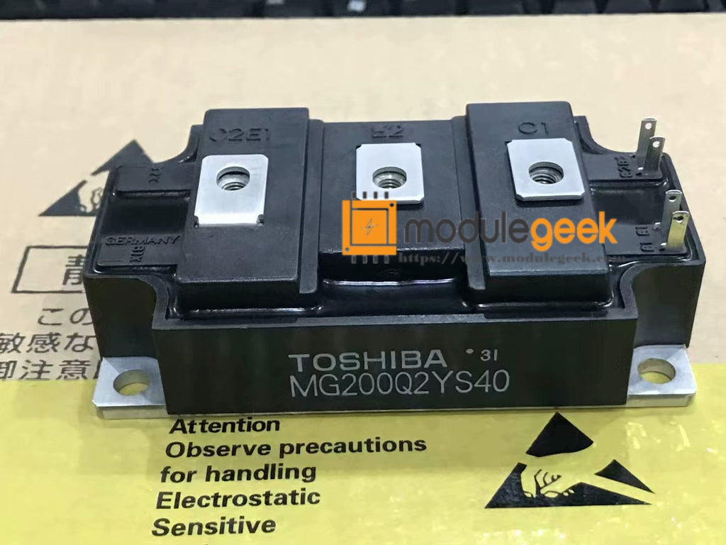 1PCS TOSHIBA MG200Q2YS40 POWER SUPPLY MODULE NEW 100% Best price and quality assurance