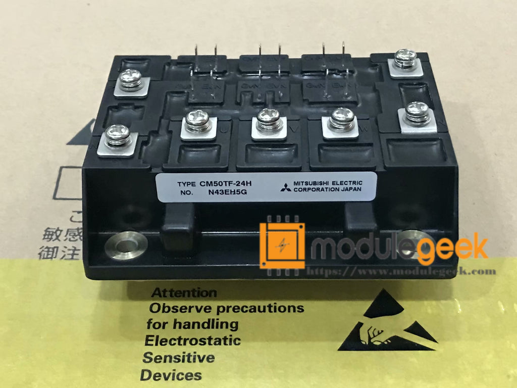 1PCS MITSUBISHI CM50TF-24H POWER SUPPLY MODULE NEW 100% Best price and quality assurance