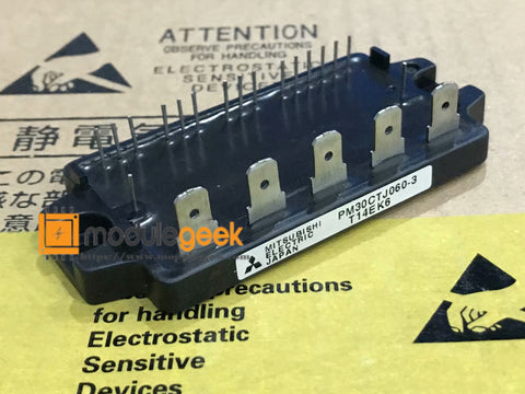 1PCS MITSUBISHI PM30CTJ060-3 POWER SUPPLY MODULE NEW 100% Best price and quality assurance