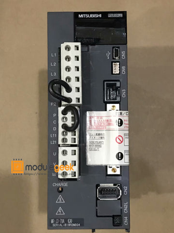 1PCS MITSUBISHI MR-J3-70A POWER SUPPLY MODULE NEW 100%  Best price and quality assurance
