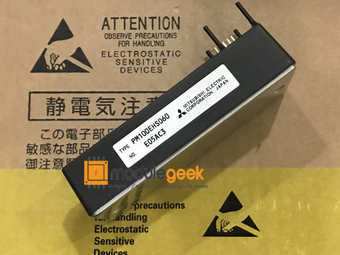 1PCS MITSUBISHI PM100EHS060 POWER SUPPLY MODULE  NEW 100%  Best price and quality assurance