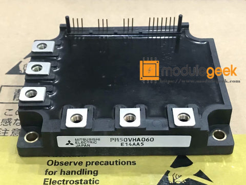 1PCS MITSUBISHI PM50VHA060 POWER SUPPLY MODULE  NEW 100%  Best price and quality assurance