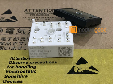1PCS SEMIKRON SKIIP13AC126V1 POWER SUPPLY MODULE NEW 100% Best price and quality assurance