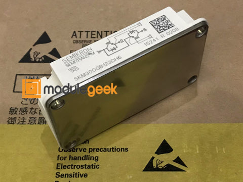 1Pcs Power Supply Module Semikron Skm300Gb123Dh6 New 100% Best Price And Quality Assurance Module