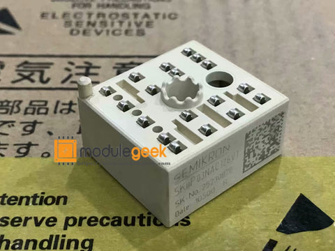 1PCS SEMIKRON SKIIP03NAC126V1 POWER SUPPLY MODULE NEW 100% Best price and quality assurance
