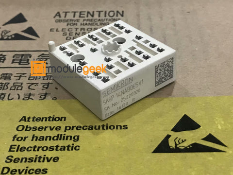 1PCS SEMIKRON SKIIP14NAB065V1 POWER SUPPLY MODULE NEW 100% Best price and quality assurance