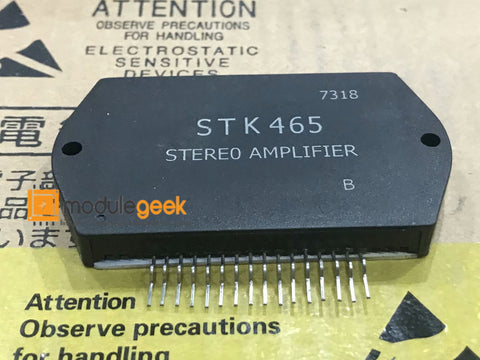 1PCS SANYO STK465 POWER SUPPLY MODULE Best price and quality assurance