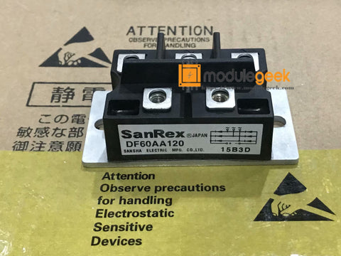 1PCS SanRex DF60AA120 POWER SUPPLY MODULE Best price and quality assurance