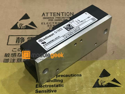 1PCS INFINEON TD162N16KOF POWER SUPPLY MODULE NEW 100% Best price and quality assurance