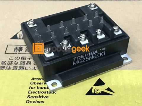 1Pcs Power Supply Module Toshiba Mg25N6Ek1 New 100% Best Price And Quality Assurance Module