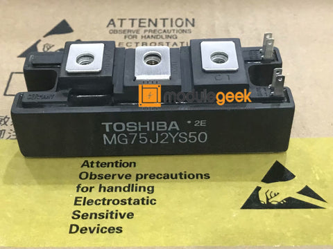 1PCS TOSHIBA MG75J2YS50 POWER SUPPLY MODULE NEW 100% Best price and quality assurance