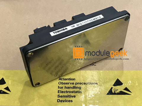 1PCS TOSHIBA MIG100Q6CMB1X POWER SUPPLY MODULE NEW 100% Best price and quality assurance