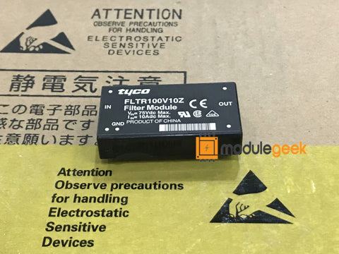 1Pcs Power Supply Module Tyco Fltr100V10Z New 100% Best Price And Quality Assurance Module