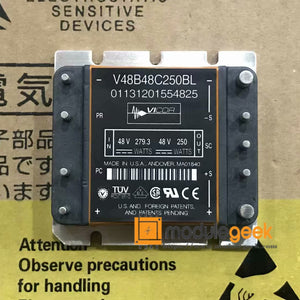 1PCS VICOR V48B48C250BL POWER SUPPLY MODULE  NEW 100%  Best price and quality assurance