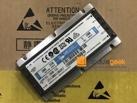 1PCS VICOR VI-260-CU POWER SUPPLY MODULE NEW 100% Best price and quality assurance