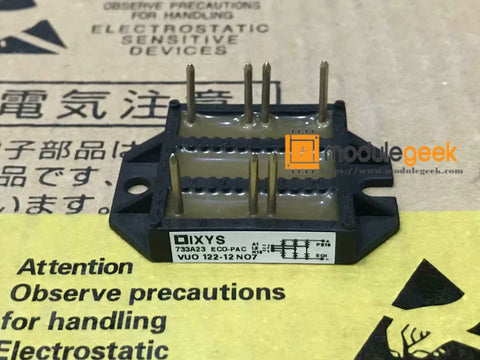1PCS IXYS VUO122-12NO7 POWER SUPPLY MODULE VUO122-12N07 NEW 100% Best price and quality assurance