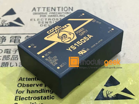 1PCS COSEL YS1505A POWER SUPPLY MODULE NEW 100% Best price and quality assurance
