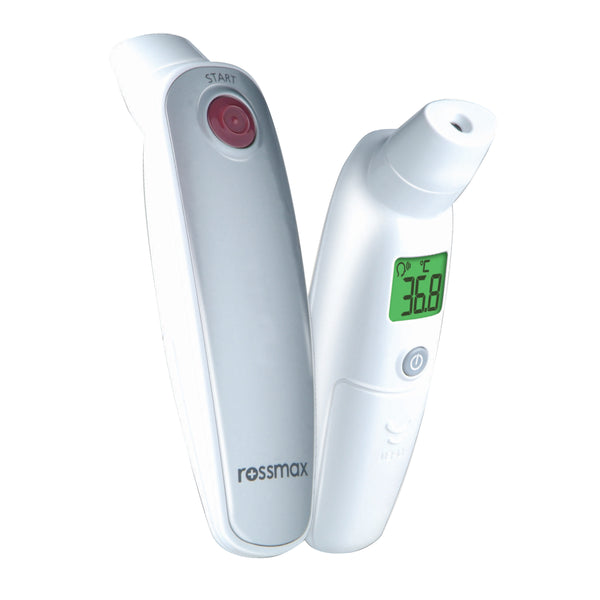 ROSSMAX 2-in-1 Non-Contact Temple Thermometer HA500