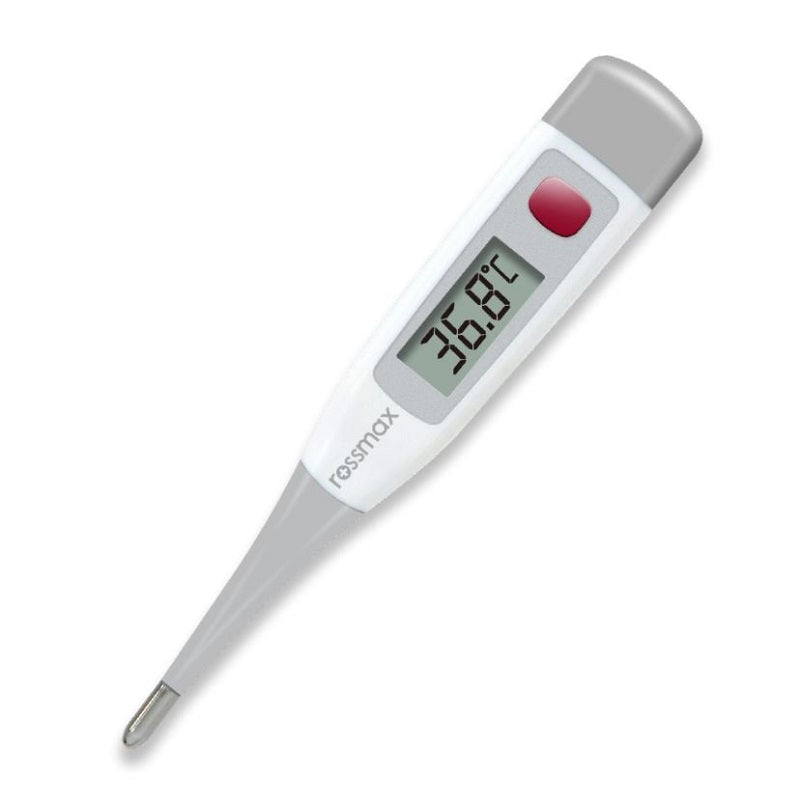 ROSSMAX Oral Thermometer Flexible Tip TG380