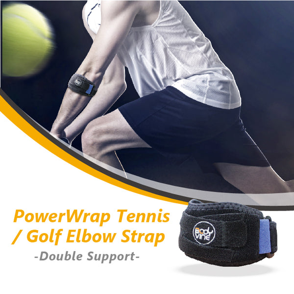 PowerWrap Tennis / Golf Elbow Strap