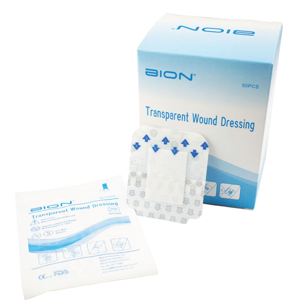 BION Transparent Wound Dressing (Box)