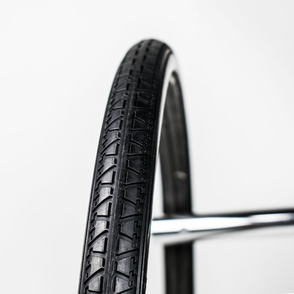 "Rear Wheelchair Tire: 20"" X 1 3/8"""