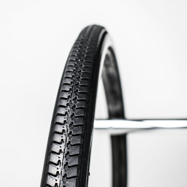 "Rear Wheelchair Tire: 24"" X 1 3/8"""
