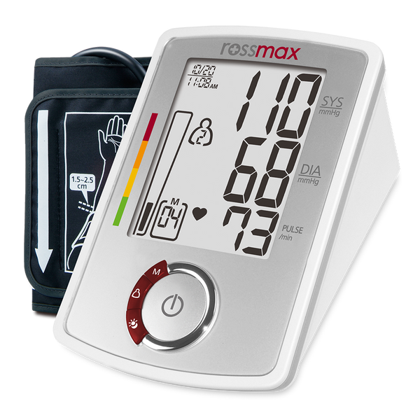 ROSSMAX Automatic Blood Pressure Monitor AU941