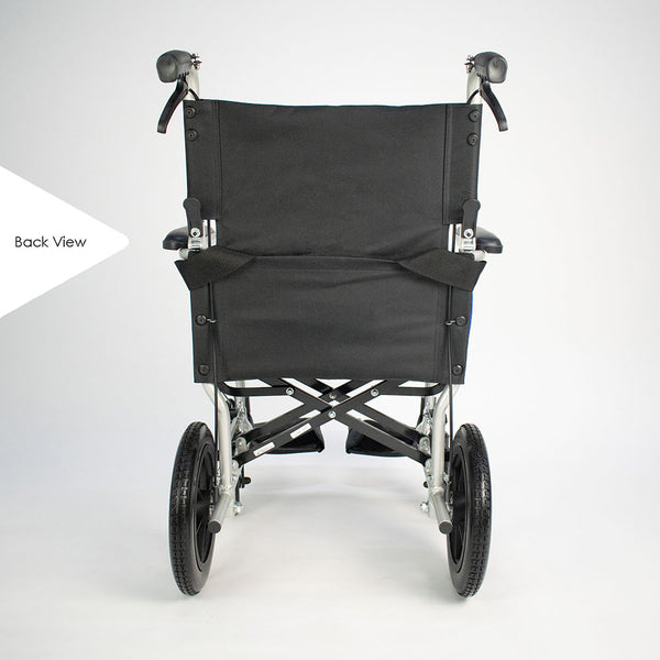 Pushchair Back Profile