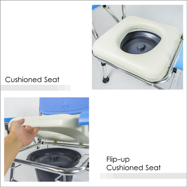 BION Commode Chair 202