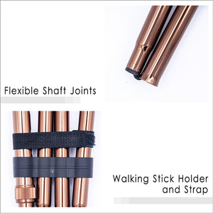 Flexible Shaft Joints , Walking Stick Holder and Strap