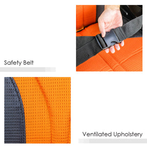 Safety Belt and Ventilated Upholstery