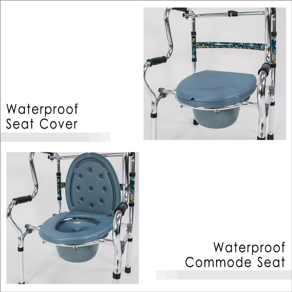 Waterproof Seat Cover and Waterproof Commode Seat