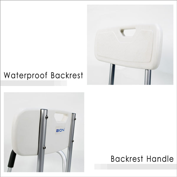 Waterproof Backrest and Backrest Handle