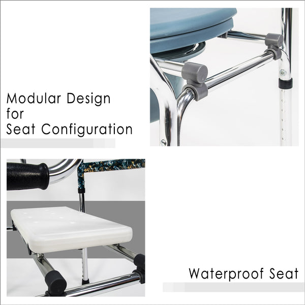 Modular Design for Seat Configuration and Waterproof Seat