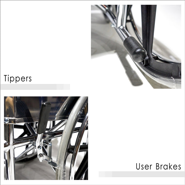 Tippers and User Brakes